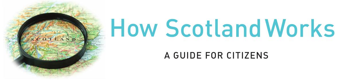 How Scotland works